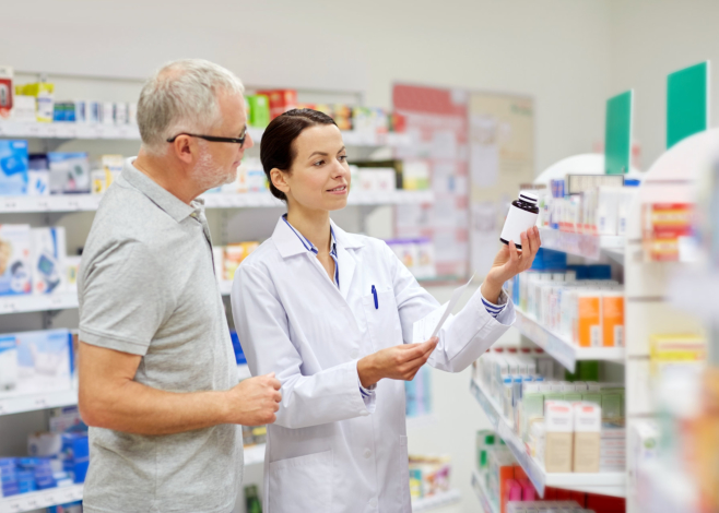 What Can a Pharmacist Do for You?