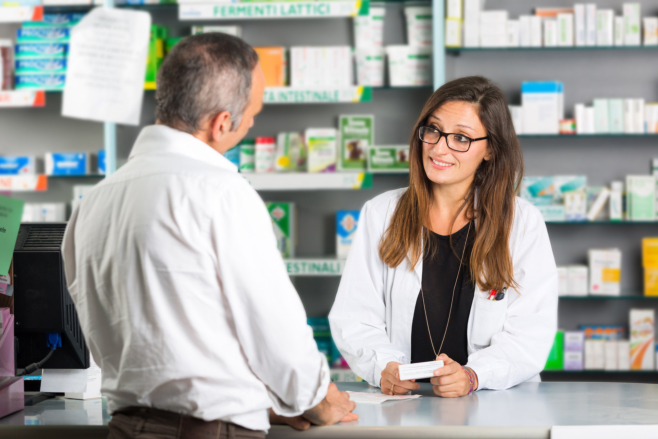 How Important Is It to Talk with Your Pharmacist?